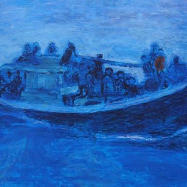 Veldhoen vene siirtolaiset