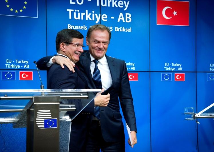 EUn ja Turkin pakolaissopimus